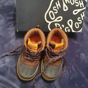 Toddler all weather boots